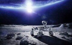 Audi lunar quattro mėnuleigis