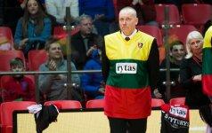 R. Kurtinaitis: dar Seulo olimpiadoje iškėlėme rankšluosčius su Lietuvos vėliavos spalvomis