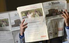 Prancūzų žiniasklaida daugiau nenori skelbti teroristų nuotraukų