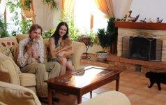 P. Vanago ir M. Drobiazko namai - nelaimės ištiktų gyvūnų užuovėja
