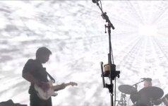 """Po 20 metų """"Radiohead"""" sugrįžo į Glastonberį"""