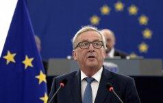 ES gali atsakyti į JAV sankcijas Rusijos atžvilgiu