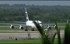 Po 55 metų JAV ir Kuba atnaujina reguliarius komercinius skrydžius