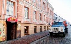 Pigiai apsipirkti lietuviai plūsta į Gardiną