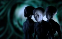 Astronomai suskaičiavo, kiek metų liko iki pirmųjų kontaktų su ateiviais