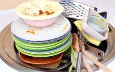 Dienos patarimas: efektyvus valiklis virtuvei, kuris nekainuos nė euro