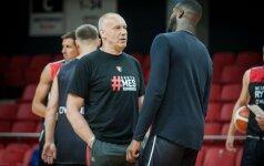 R. Kurtinaitis: gatvės krepšinis – nepaprastai naudingas jaunam žaidėjui