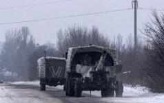 JAV pasmerkė Rusijos veiksmus Ukrainoje