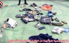 Tyrėjas: Viduržemio jūroje užfiksuotas tikėtinas sudužusio Egipto lėktuvo signalas