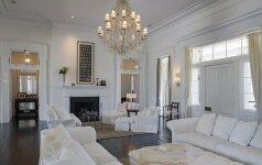 3 namų interjerai, kurie sužavės subtilia prabanga