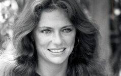 Mergina iš 1977-ųjų: šlapių marškinėlių kultą pradėjusi aktorė tada ir dabar