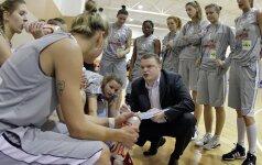 """""""Mūsų krepšinis"""": moterų krepšinis vyrams atveria naujus horizontus"""