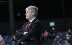 """""""Lietkabelio"""" treneris A. Brazys: G. Vrbancas buvo paimtas ne tam, kad skandintų komandą"""
