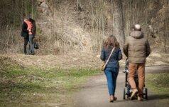 Ar šeima – būtinai tik vyras, žmona ir vaikai?