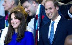 K. Middleton stengiasi nuslėpti nelaimingą gyvenimą ir santuoką