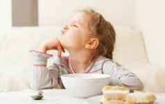 """Ką daryti, jei vaikas """"nieko nevalgo""""?"""