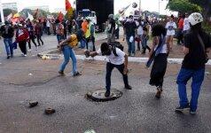Brazilijoje per policijos operaciją žuvo 10 žmonių