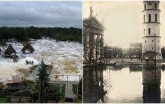 TOP 5 didžiausi potvyniai Lietuvoje: žiauriausi gamtos pokštai
