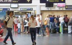 Vyriausybė gyventojų prašo patarimų, kaip stabdyti emigraciją