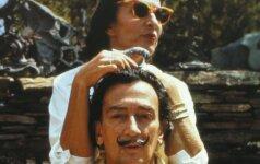 Orgijas mėgusi Salvadoro Dali žmona buvo dar keistesnė už vyrą