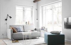 Melo sofa, Cartagena staliukai ir Xtra pufas-lova