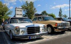 """""""Mercedes-Benz"""" gerbėjai kviečiami į vasaros sezono atidarymo šventę"""