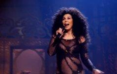 Amžinos jaunystės paslaptį įminusi Cher sugrįžo į Las Vegasą