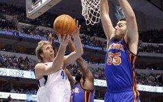"""NBA lygoje - """"Mavericks"""", """"Heat"""" ir """"Celtics"""" klubų pergalės bei """"Lakers"""" ekipos nesėkmė"""