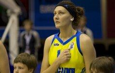 """""""Hoptrans-Sirenų"""" komandoje – patyrusi ukrainietė"""