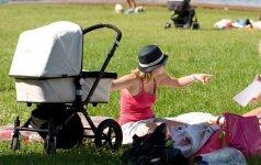 Ką renkantis vežimėlį turėtų žinoti kiekviena mama ir tėtis