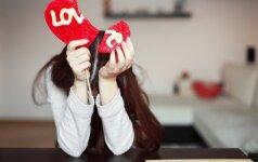 Kas vyksta organizme, kai sakome, kad mūsų širdis sudaužyta