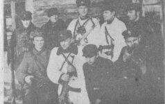 Telšių rajone rasti partizanų dokumentai