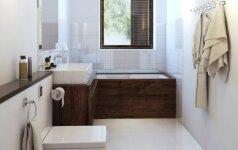8 didelės vonios kambaryje daromos klaidos