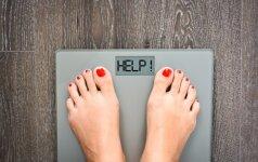 Neišsimiegojimas skatina svorio augimą