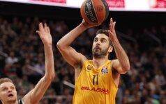 """J. C. Navarro su """"Barcelona"""" pasirašė 10 metų sutartį"""