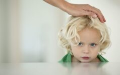 Ar galima pergirti vaiką?
