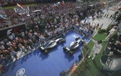 F-1 lenktynės Vengrijoje