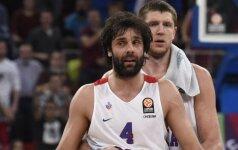 Milijonų nesuviliotas M. Teodosičius: nebenoriu žaisti CSKA