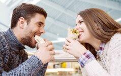 Pažintys per maistą - ar išbandytumėte?