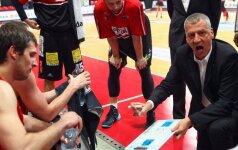 A. Petrovičius: pralaimime ir laimime kaip komanda, tačiau šįkart nežaidėme komandinio krepšinio