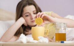 Įveikti peršalimą padeda ir sveikas žarnynas