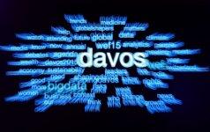 Antradienį Davose prasideda Pasaulio ekonomikos forumas