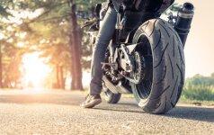 Atostogos su motociklu – būdas atitrūkti nuo elektroninio pavadžio