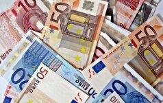91 įmonei skirtas milijonas eurų darbo našumui didinti
