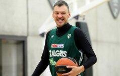 """Š. Jasikevičius: suklydau, kai pasirinkau """"Pacers"""""""