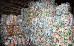 Įstatymo pakeitimai turėtų sumažinti pakuočių atliekų skaičių