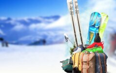 Bagažas – sporto inventorius: ką privalu žinoti skrendantiems?