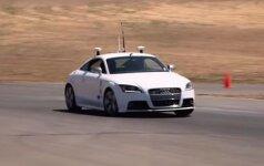Stanfordo universiteto sukurtas autonominis automobilis
