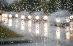 Orai: po šlapio penktadienio bus atlyginta už kančias