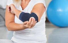 Sąnarių artrozė – išsivysčiusių šalių gyventojų liga